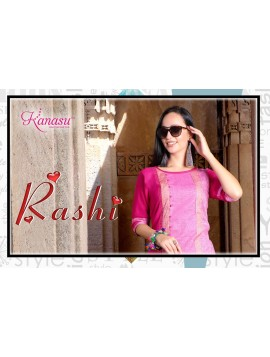Women Straight With Mix & Match  Cotton Kurta Rashi